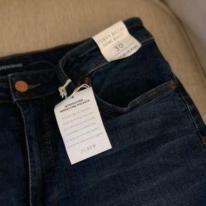 J. Crew Jeans - JCrew Curvy Billie Demi Jeans